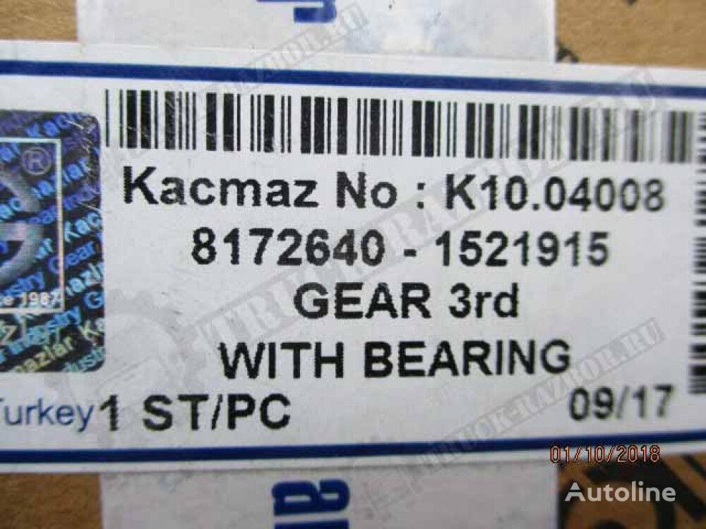 shesternya KPP crankshaft gear for VOLVO tractor unit