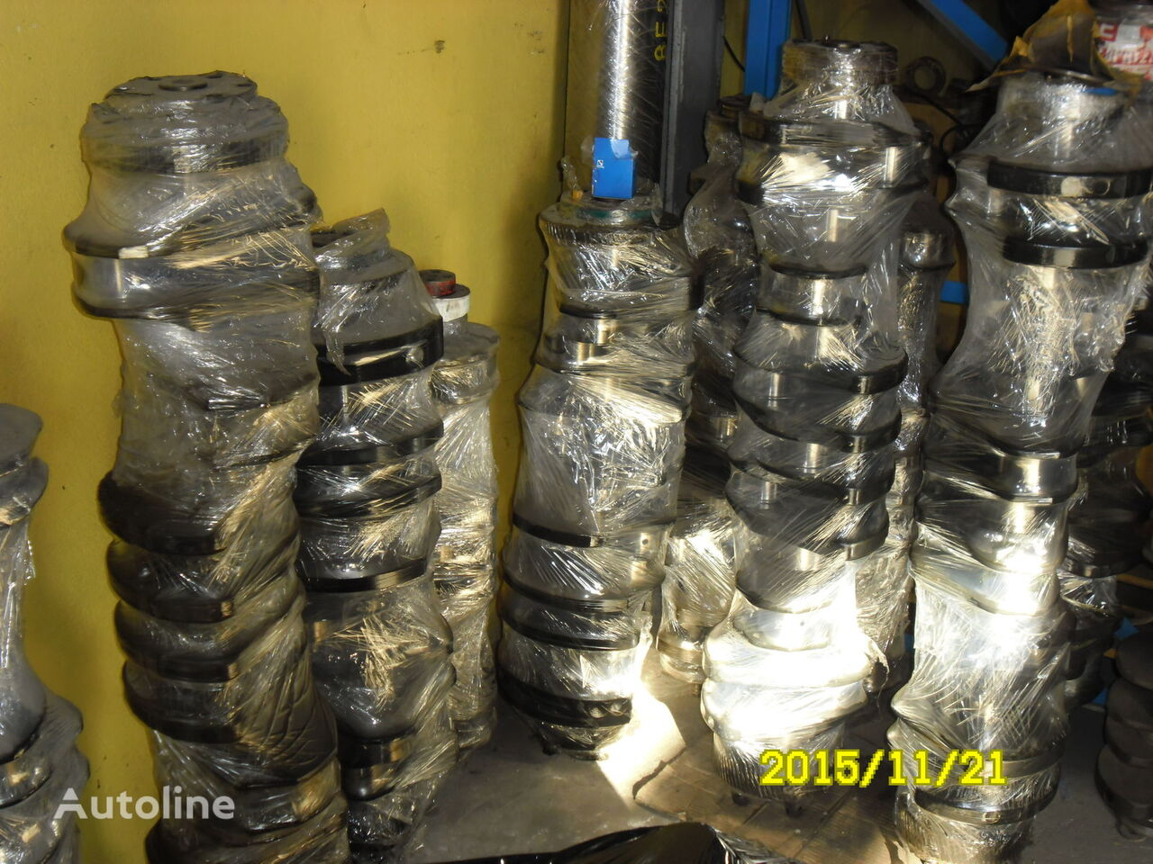 CATERPILLAR crankshaft for CATERPILLAR wheel loader