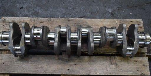 MAN CrankShaft D26 E4 E5 Wal 480 530 crankshaft for MAN TGA  TGX Euro4 Euro5 tractor unit