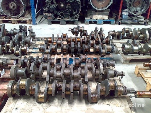 VOLVO D12 crankshaft for VOLVO FH / FM truck