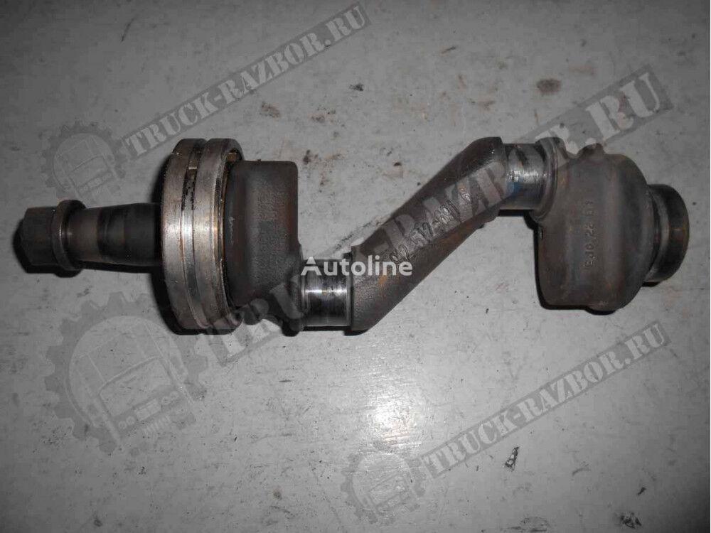 val kompressora vozdushnogo 2-h cilindrovogo (9125126916) crankshaft for VOLVO tractor unit