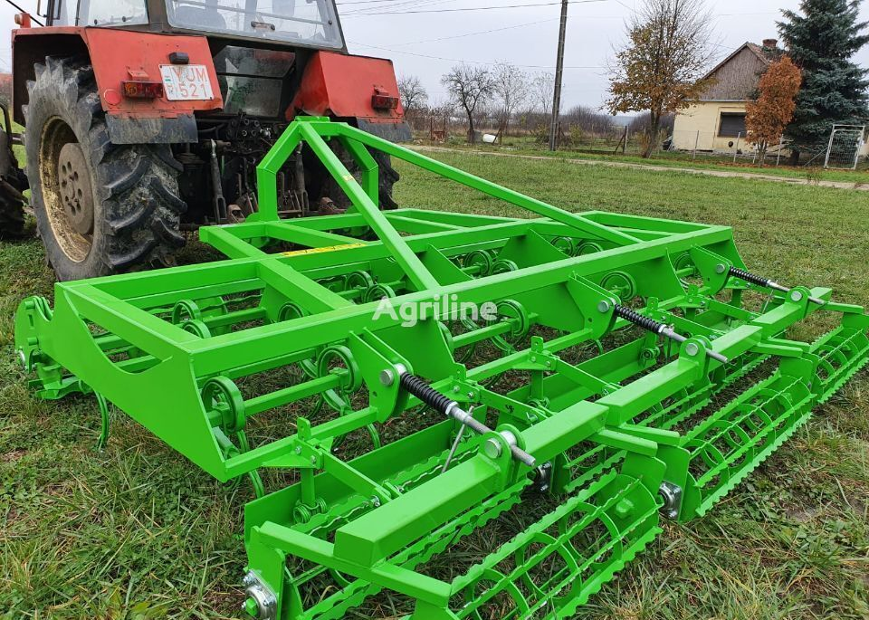 Rotor Green1 cultivator blade for cultivator