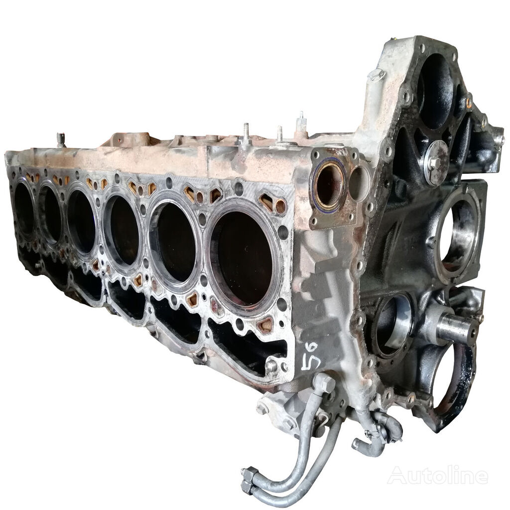 cylinder block for DAF XF 105 tractor unit