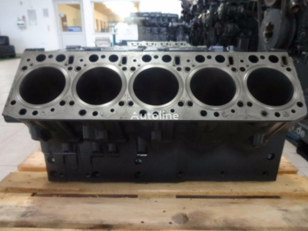 (D2840 LF/ 460) cylinder block for MAN F90 truck