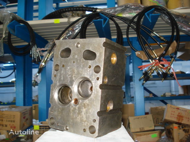 cylinder block for material handling equipment