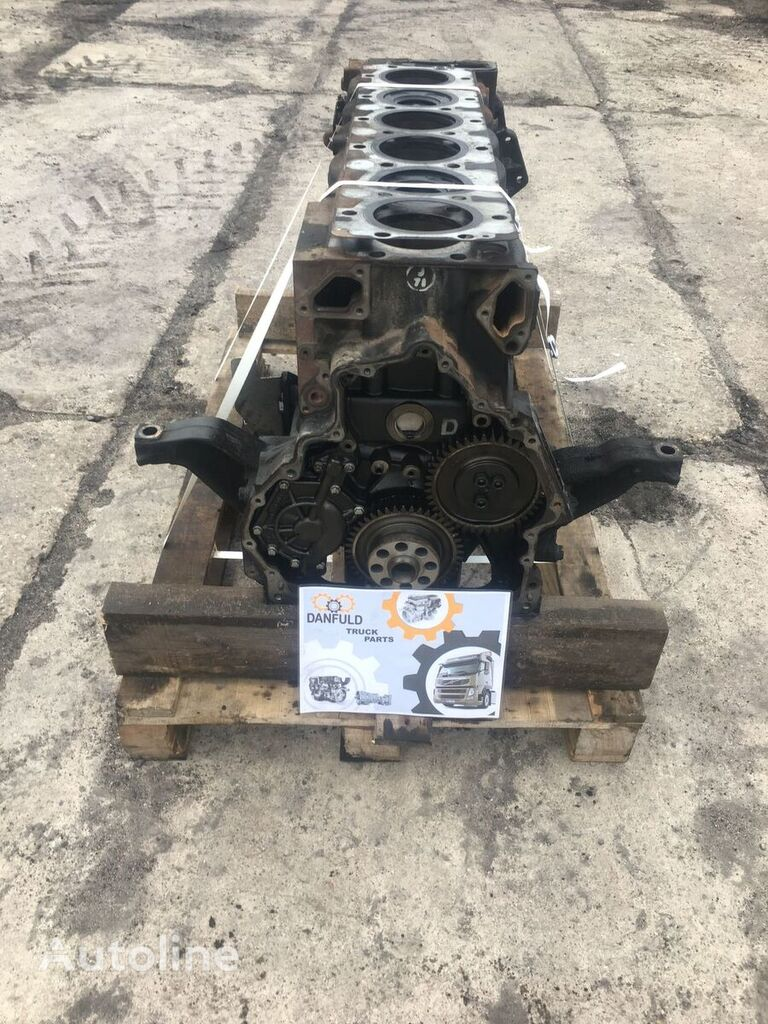 cylinder block for MAN LF57 truck