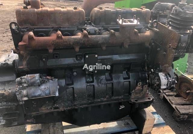 Sisu Diesel cylinder block for CASE IH CS 120  tractor