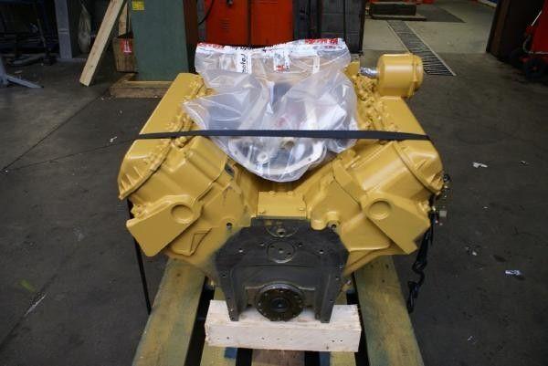 cylinder block for CATERPILLAR LONG-BLOCK ENGINES excavator