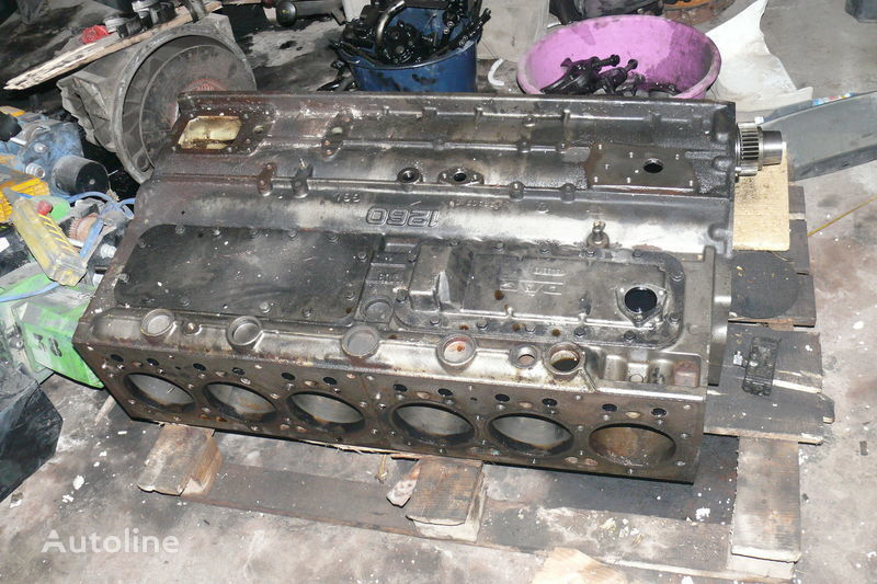 cylinder block for DAF 85-95 XF,CF tractor unit