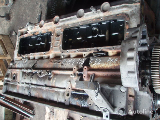 cylinder block for DAF XF 95 tractor unit