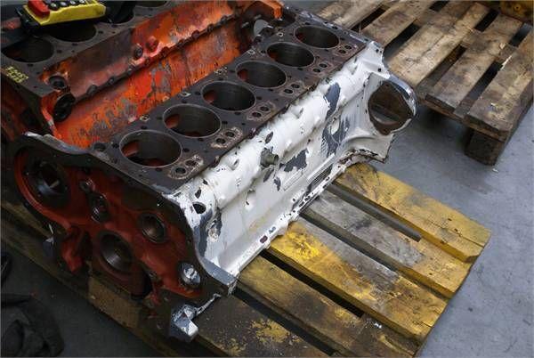 cylinder block for DEUTZ BF6 L913CBLOCK wheel loader
