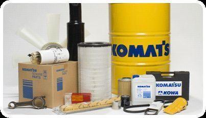 KOMATSU cylinder block for KOMATSU excavator