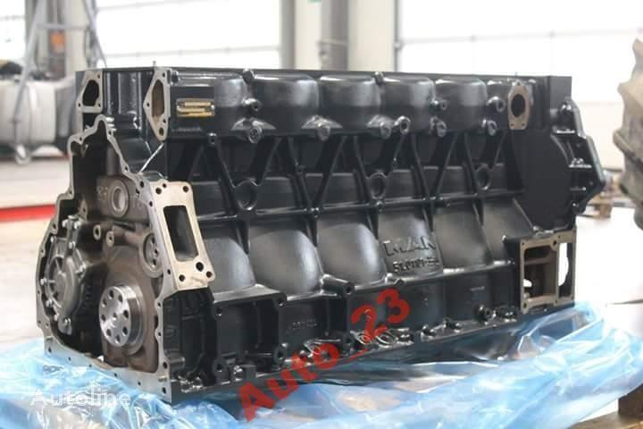 MAN Crankcase D20 TGX D20 400 430 440 (D2066LF) cylinder block for MAN TGA truck