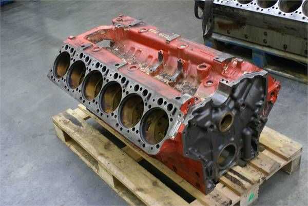 MAN D2842 LE 402 BLOCK cylinder block for MAN D2842 LE 402  other construction equipment