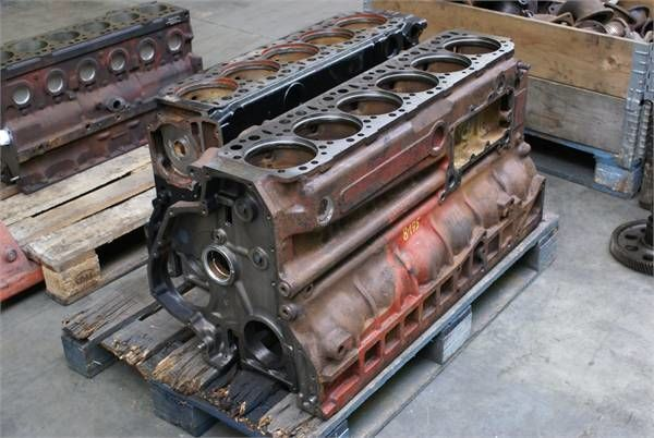 cylinder block for MAN D2876 LOH 01BLOCK other construction equipment