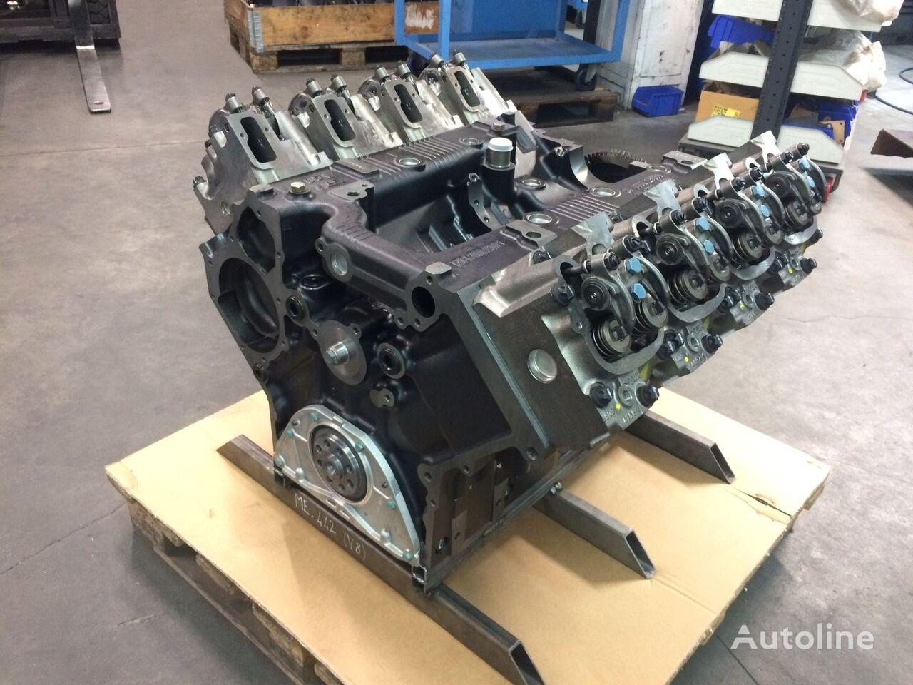 MAN - MOTORE D2848 - V8 - STAZIONARIO / INDUSTRIALE e cylinder block for truck