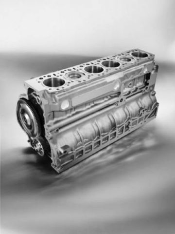 cylinder block for MAN SHORTBLOCK MAN truck