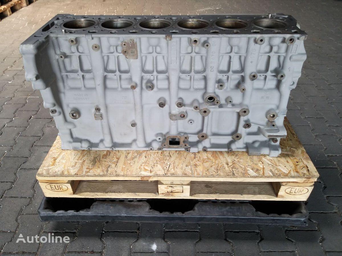 new MERCEDES-BENZ MB OM470 (A4700100805) cylinder block for MERCEDES-BENZ bus