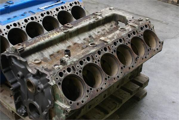 MERCEDES-BENZ OM 404 A OM 404 A cylinder block for MERCEDES-BENZ OM 404 A OM 404 A truck