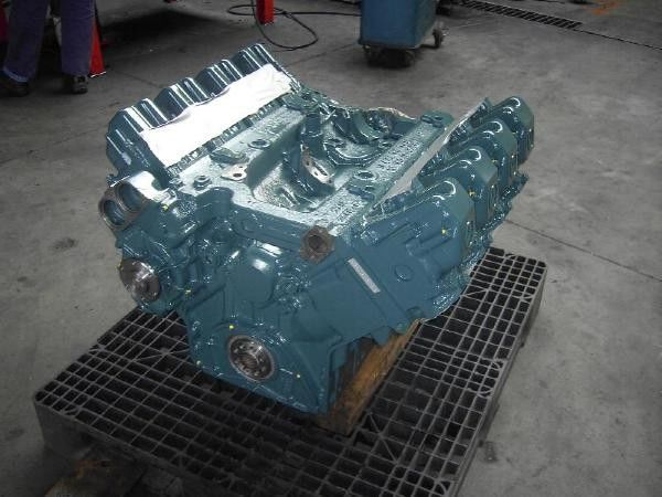 cylinder block for MERCEDES-BENZ OM 442 LA LONG-BLOCK bus