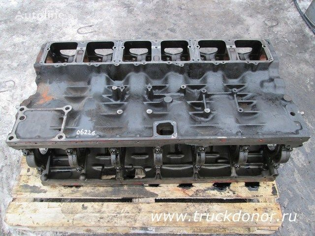SCANIA D11-12 uvelichennyy diametr gilz 151 mm cylinder block for SCANIA truck