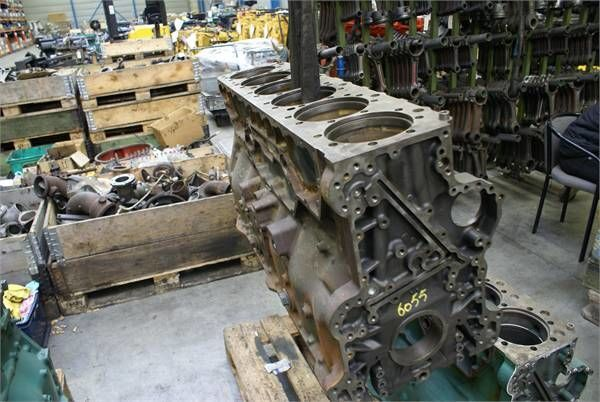 VOLVO DH 12 cylinder block for VOLVO DH 12 tractor unit