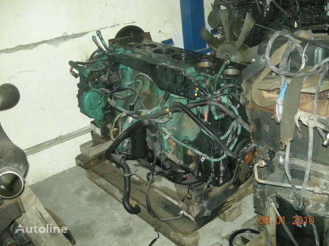 D12D cylinder block for VOLVO FH 12.420 tractor unit