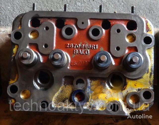 cylinder head for HANOMAG D900 - D963, D964, D966 excavator
