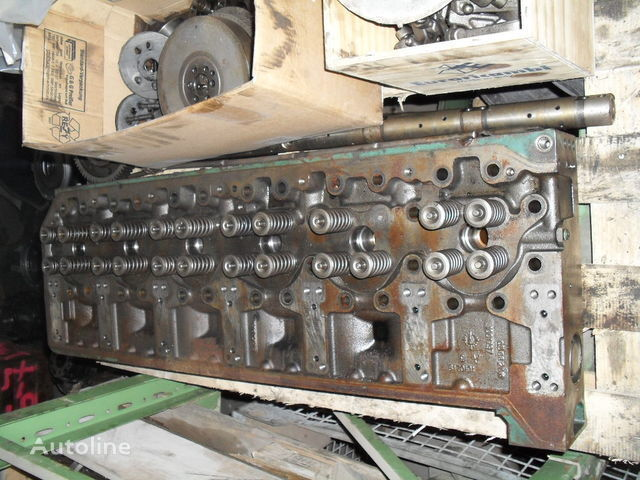 Volvo DH12 cylinder head for bus