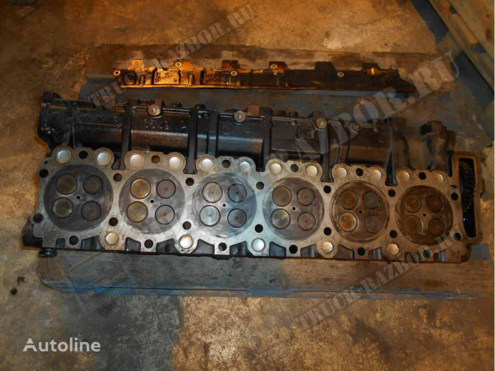 cylinder head for MAN tractor unit