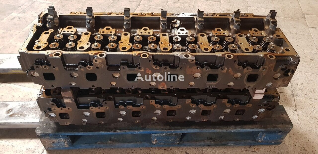 MAN D2066 | 51031006170 | 51031006426 cylinder head for truck