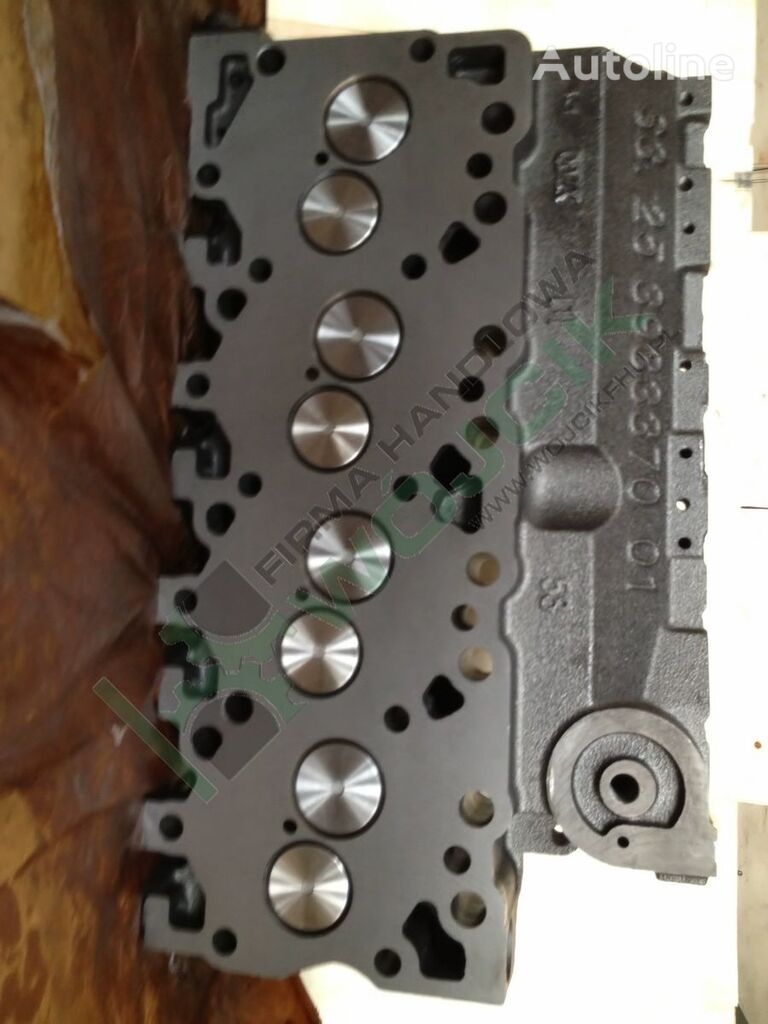 new 4B 4BTA 3.9 Cummins cylinder head for other construction machinery