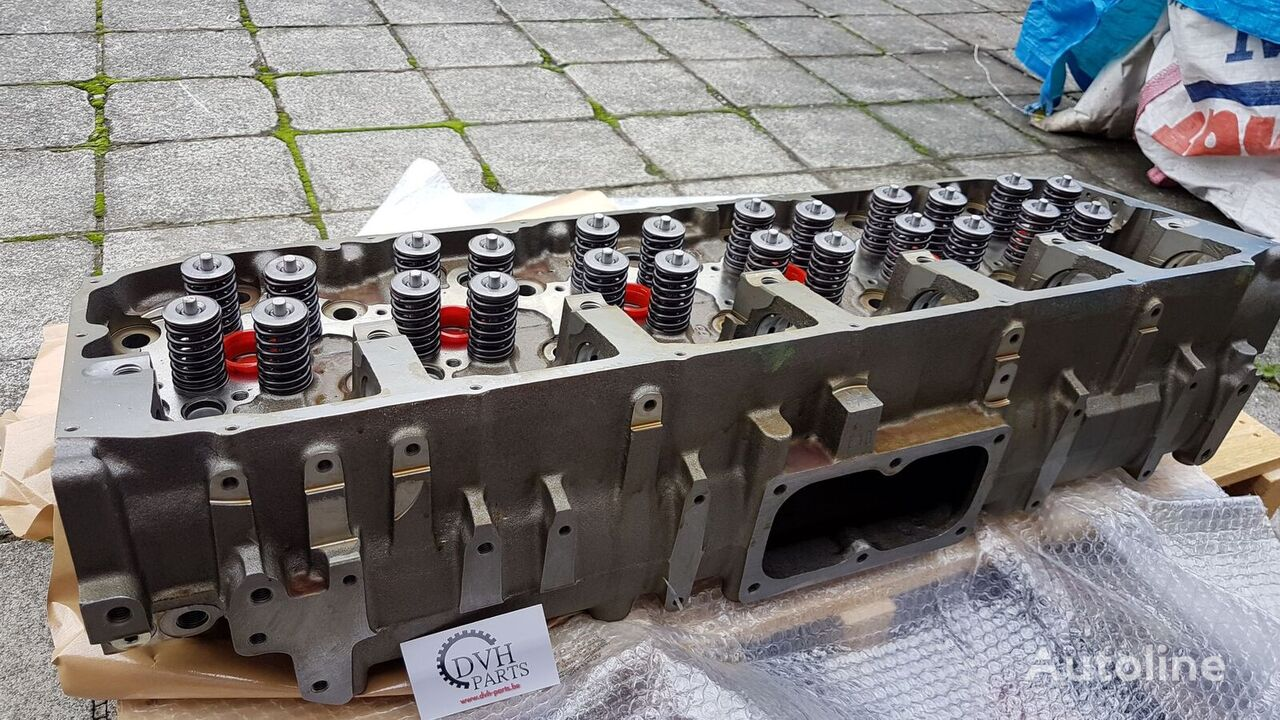 new IVECO (500370212) cylinder head for IVECO CURSOR truck