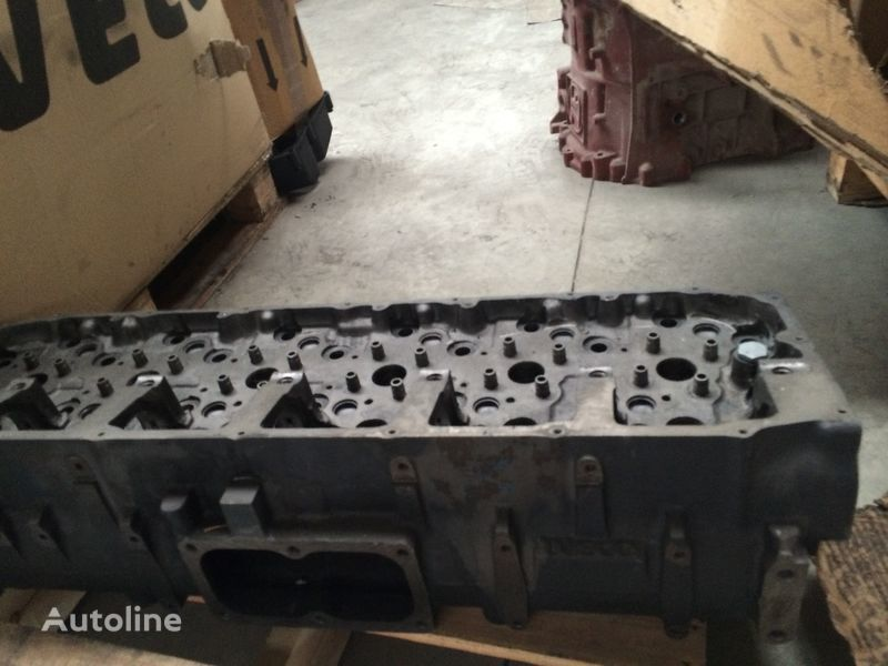 IVECO cylinder head for IVECO STRALIS CURSOR 10 tractor unit