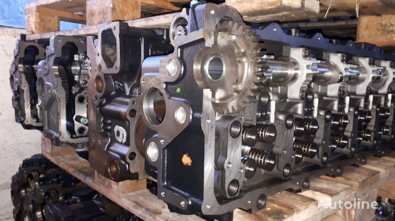 cylinder head for MAN TGA TGS TGX tractor unit