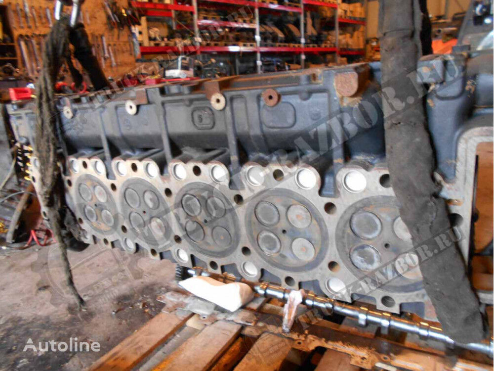 MAN cylinder head for MAN D2066 tractor unit