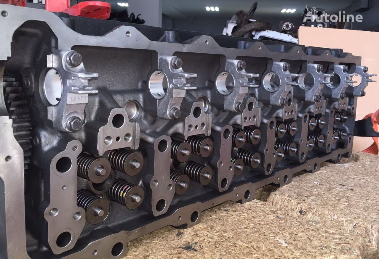 MAN D2066 D2676 cylinder head for MAN D2066 D2676 truck