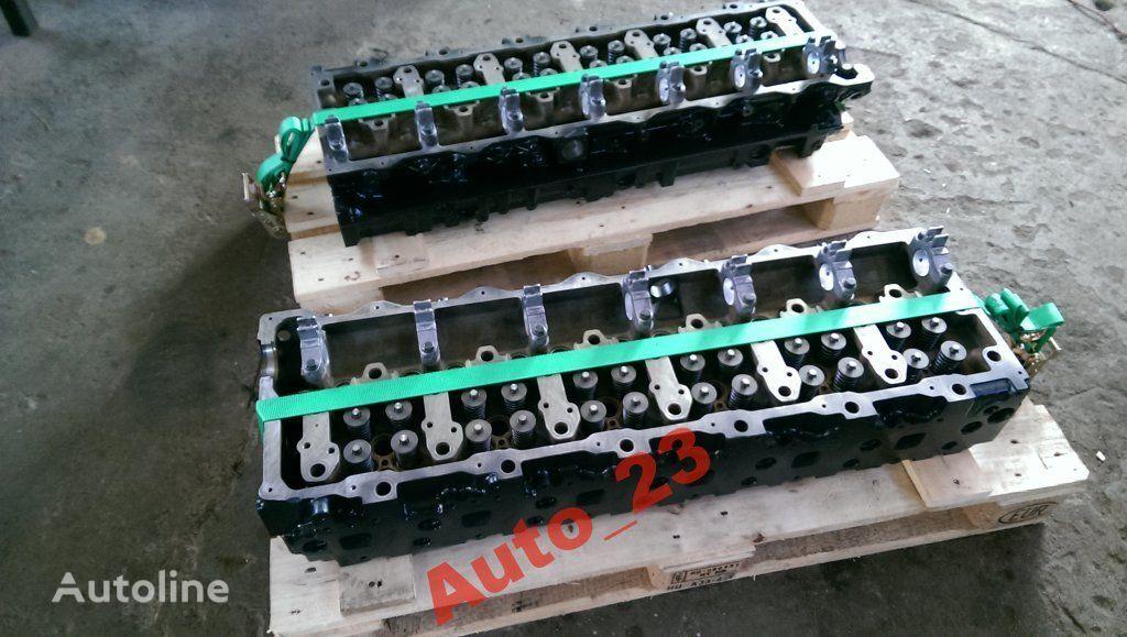MAN D2066LF Euro3 Euro4 Euro5 D20 E3 E4 E5 CylinderHead cylinder head for MAN TGA TGX TGS  truck