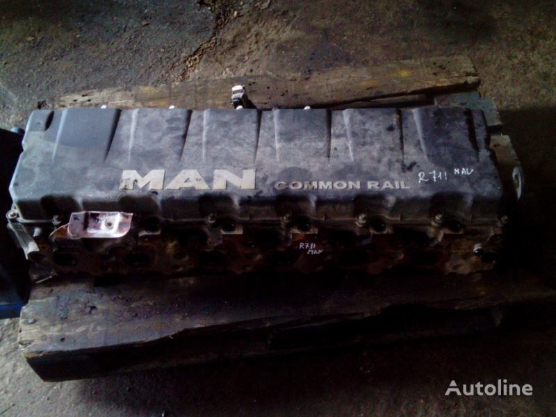 MAN cylinder head for MAN TGA tractor unit