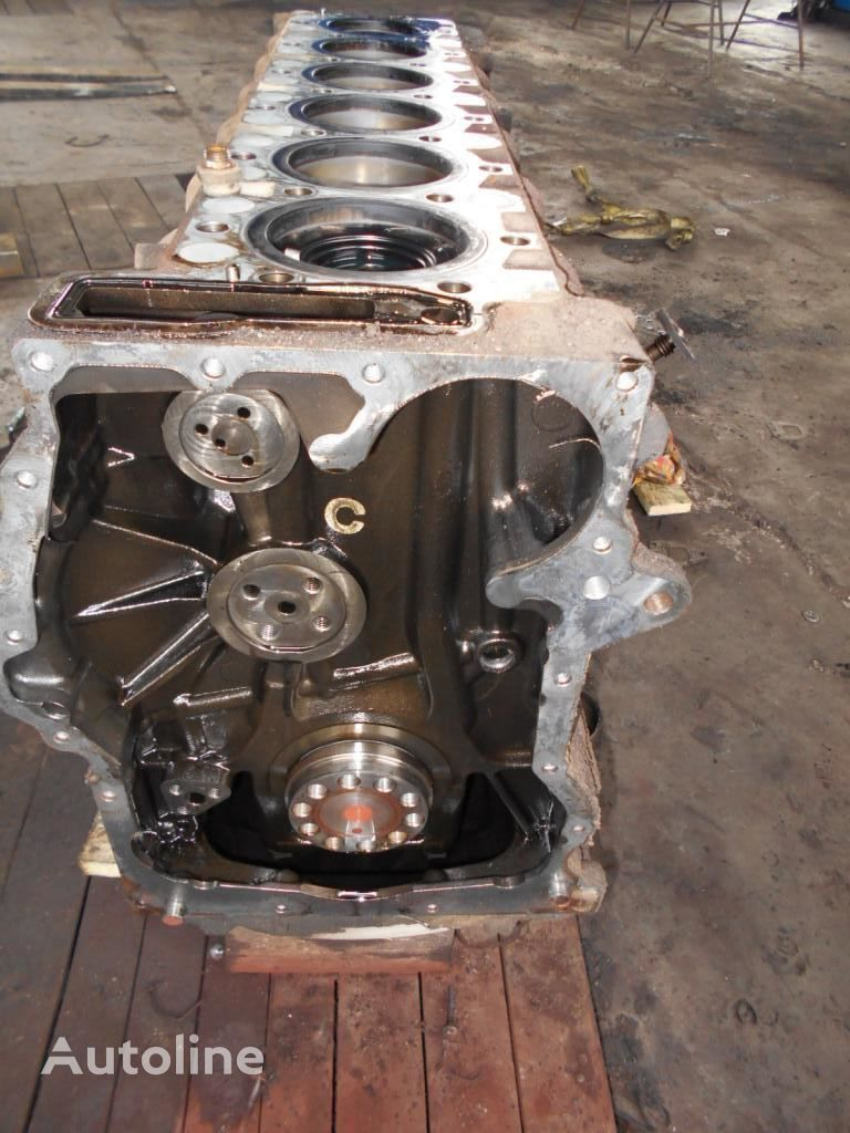 MAN TGX EURO4, 480PS, D2676LF05, cylinder block, short block, crank  cylinder head for MAN TGX tractor unit