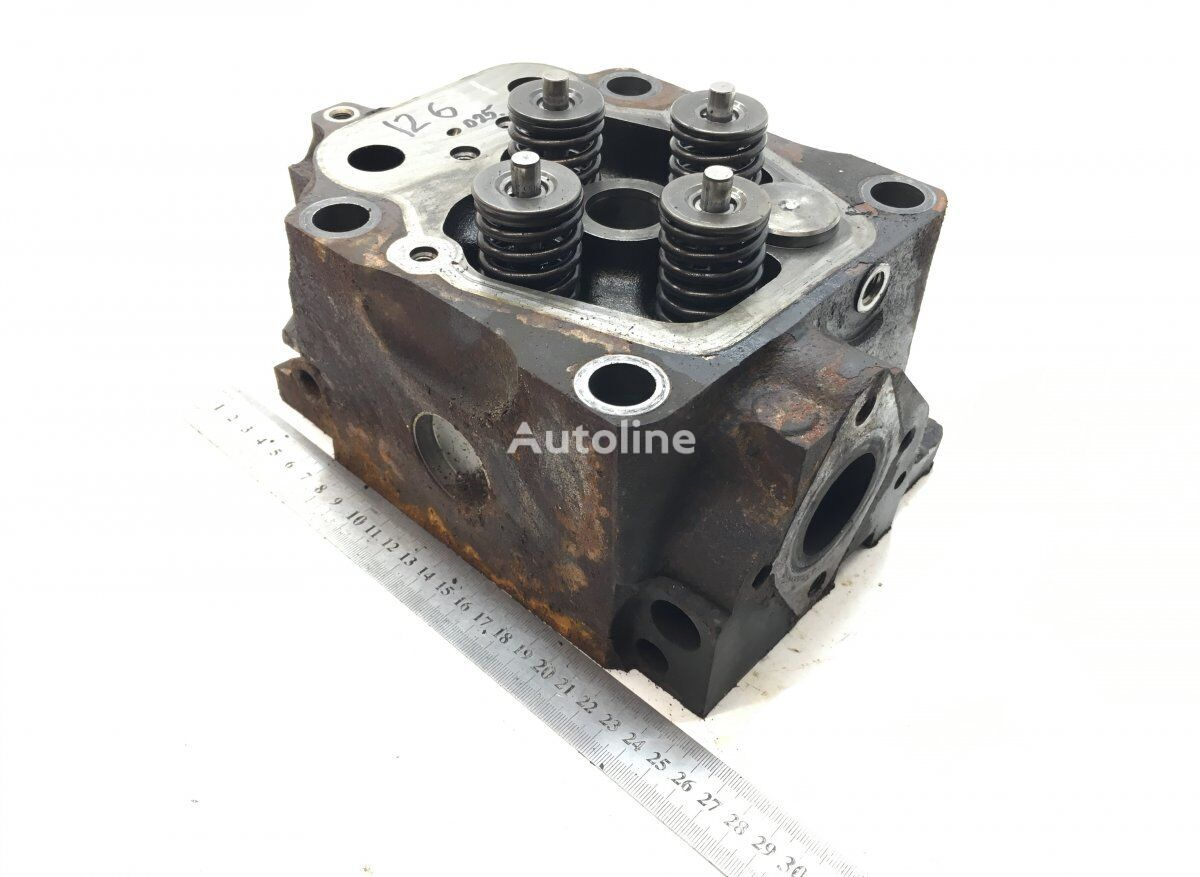 cylinder head for MERCEDES-BENZ Actros MP2/MP3 (2002-2011) tractor unit