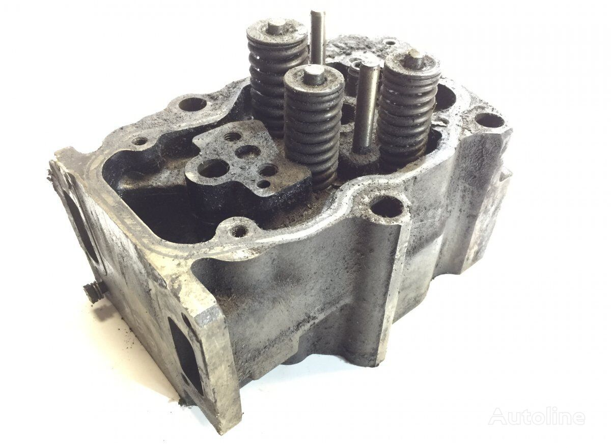 SCANIA Cylinder Head (1363625) cylinder head for SCANIA 4-series 94/114/124/144/164 (1995-2004) tractor unit