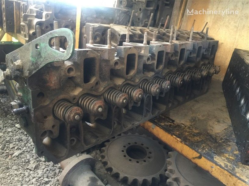 USED VOLVO D7D ENGINE cylinder head for excavator