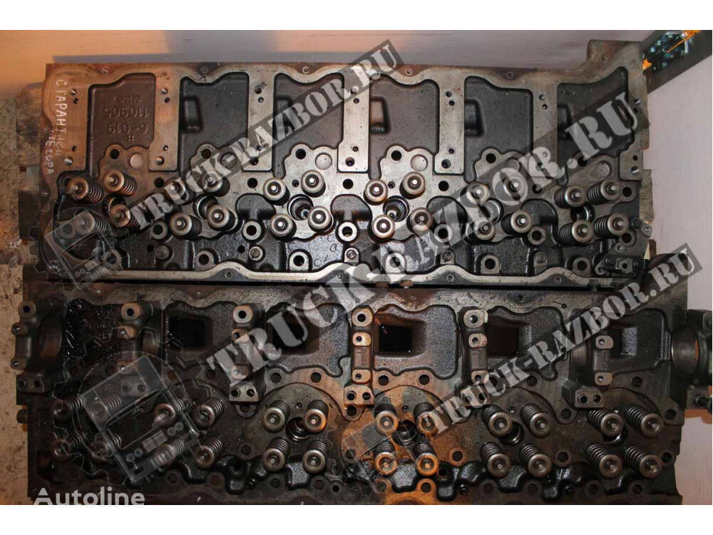 VOLVO (GBC) cylinder head for VOLVO D13 tractor unit