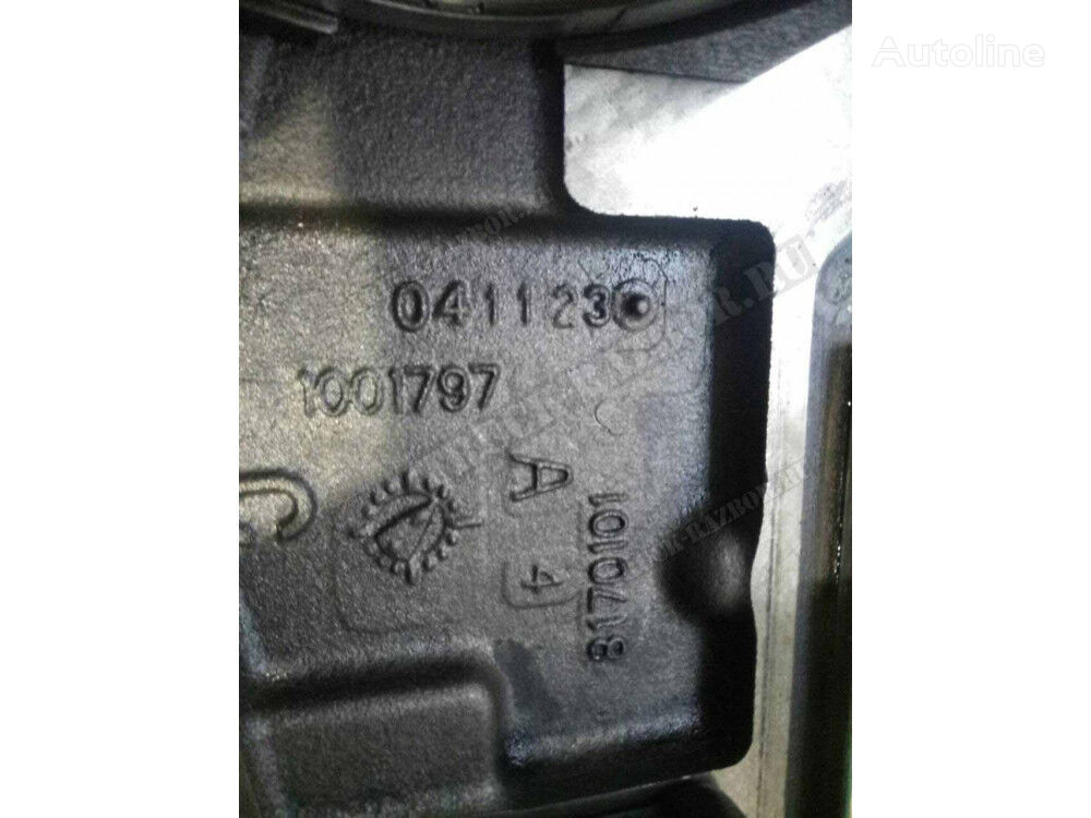 GBC, D12 cylinder head for VOLVO tractor unit