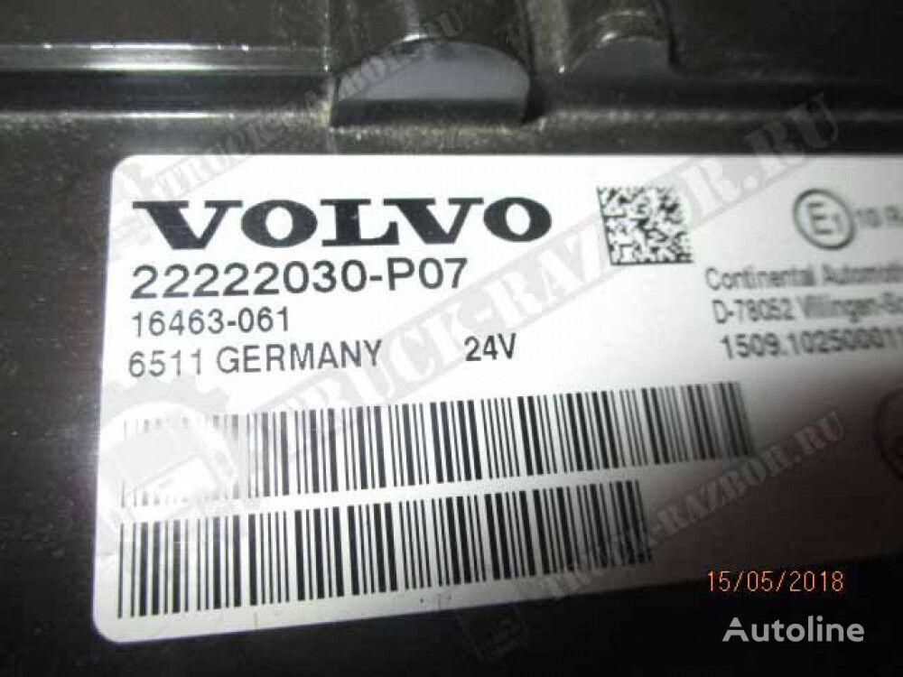 (22222030) dashboard for VOLVO tractor unit