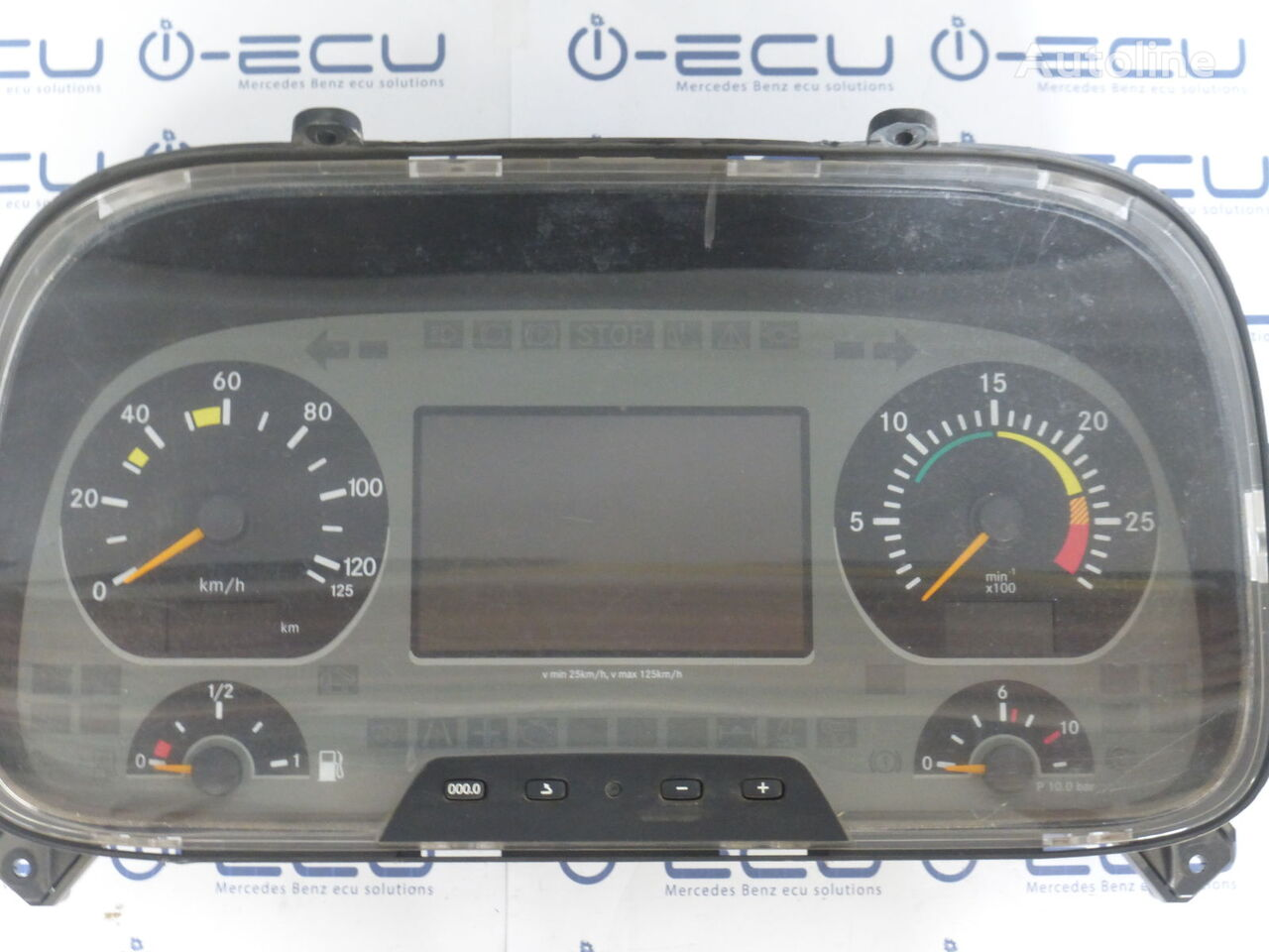 dashboard for MERCEDES-BENZ ACTROS truck