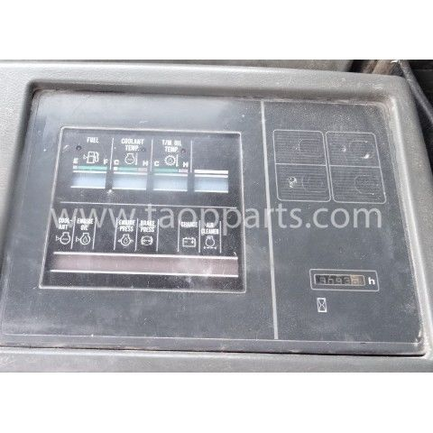 dashboard for KOMATSU WA600-3 construction equipment