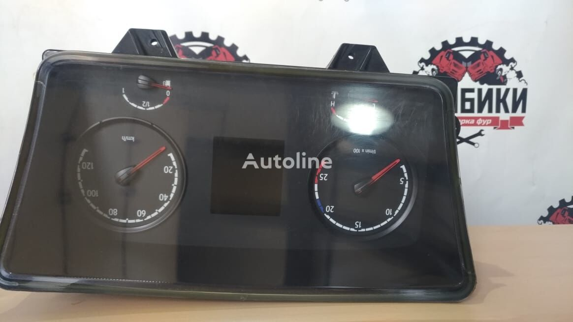 dashboard for SCANIA R400 truck