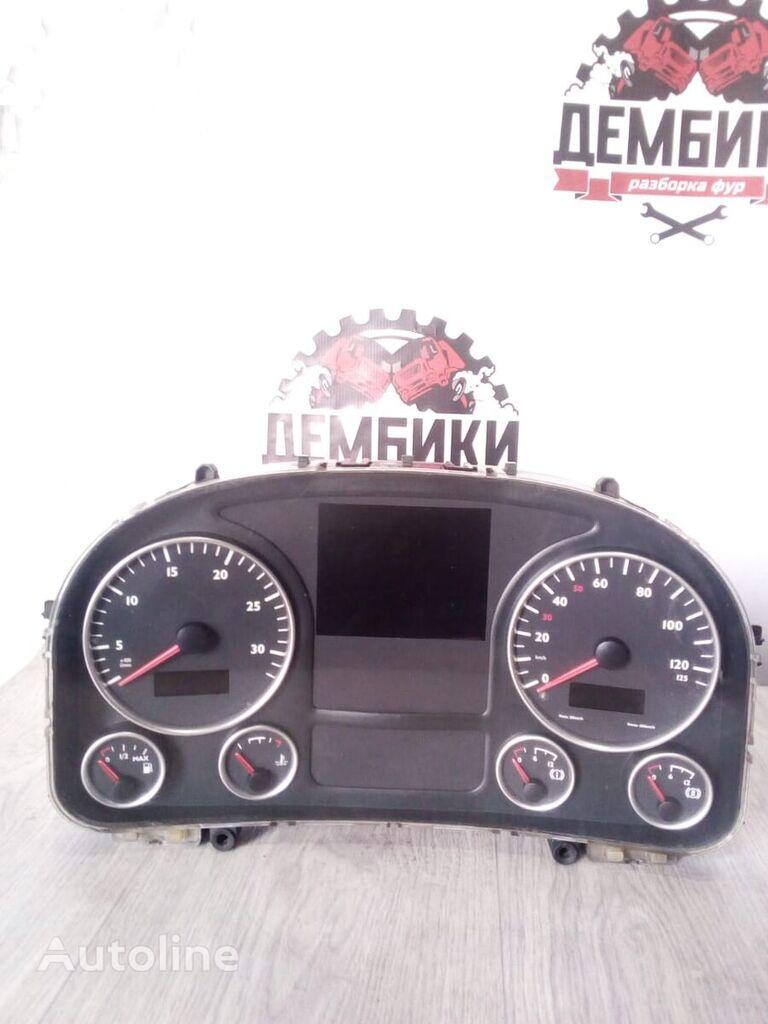 dashboard for MAN TGA truck